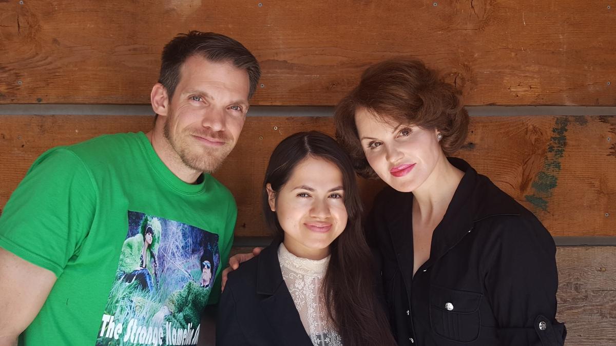 Jennifer Kramer Interviewed by The Strange Kamelion ShowPodcast